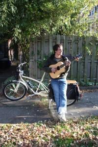 Jon Watts and his Xtracycle Radish 13