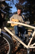 Jon Watts and his Xtracycle Radish 08