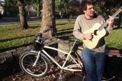 Jon Watts and his Xtracycle Radish 10
