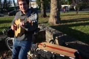 Jon Watts and his Xtracycle Radish 14
