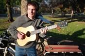 Jon Watts and his Xtracycle Radish 15