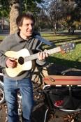Jon Watts and his Xtracycle Radish 16