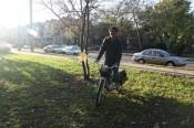Jon Watts and his Xtracycle Radish 22